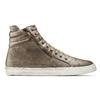Sneakers da uomo alla caviglia con cerniere north-star, grigio, 841-2503 - 26
