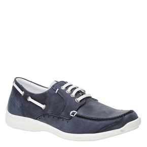 Sneakers da uomo bata-comfit, blu, 856-9177 - 13