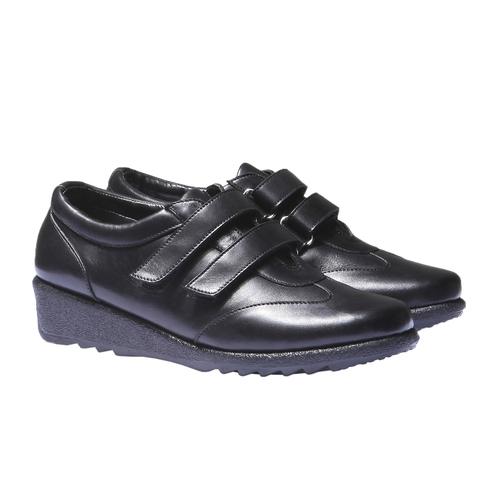 Sneakers Donna sundrops, nero, 524-6498 - 26