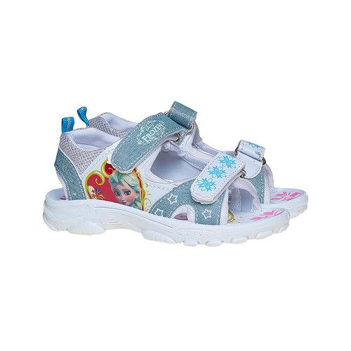 Sandali per bambina Frozen, bianco, 261-9150 - 26
