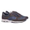 Sneakers di pelle bata, viola, 843-9449 - 26