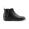 Scarpe di pelle alla caviglia flexible, nero, 594-6227 - 26