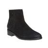 Scarpe di pelle alla caviglia bata, nero, 593-6522 - 13