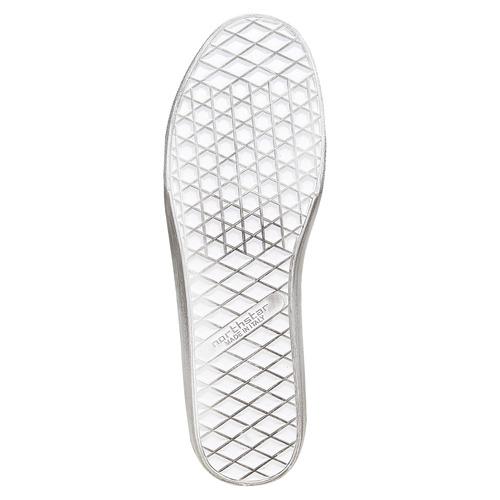 Scarpe da donna metallizzate alla caviglia north-star, blu, 541-9264 - 26