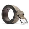 Cintura da donna in pelle bata, grigio, 953-2106 - 26