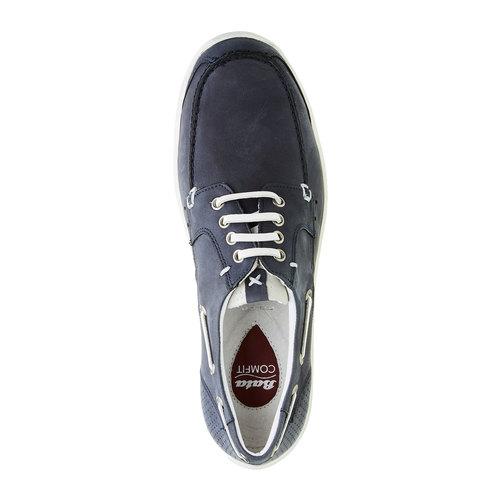 Sneakers da uomo bata-comfit, blu, 856-9177 - 19