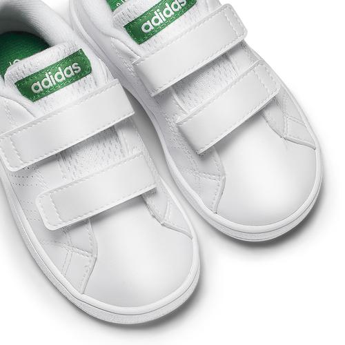 Sneakers Adidas da bambino adidas, bianco, 101-1233 - 19