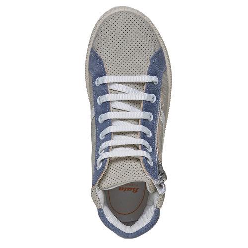 Sneakers sportive Flexible alla caviglia flexible, grigio, 311-2195 - 19