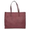 Borsetta da donna in stile Shopping bata, rosso, 961-0736 - 26