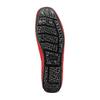Mocassini di pelle bata, rosso, 853-5180 - 19