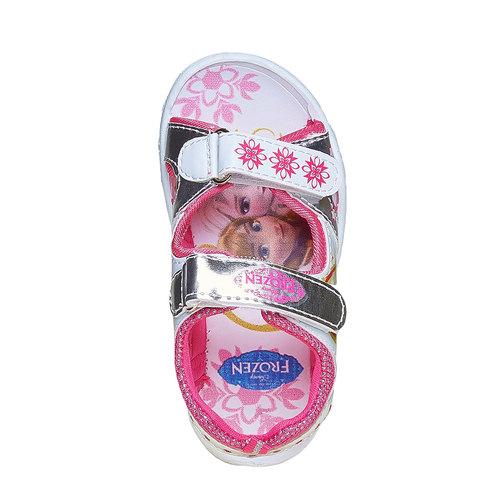 Sandali per bambina Frozen, rosso, 261-5150 - 19