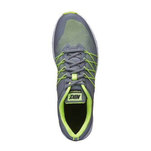 Sneakers da uomo nike, grigio, 809-2323 - 19