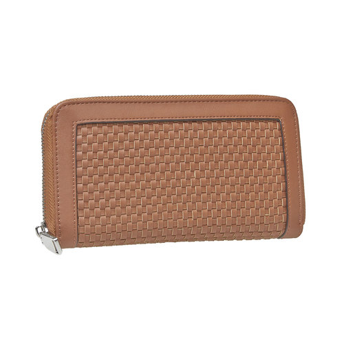 portafoglio da donna bata, marrone, 941-3133 - 13