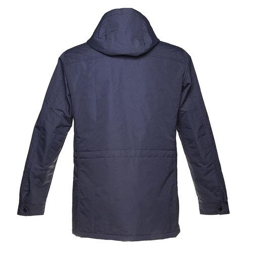 Giacca da uomo con cappuccio bata, viola, 979-9565 - 26