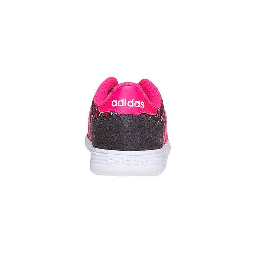 Sneakers da ragazza adidas, nero, 109-6141 - 17