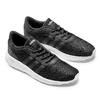 Sneakers da donna adidas, nero, 509-6335 - 19