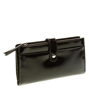 Portafoglio da donna di colore nero bata, nero, 941-6129 - 13