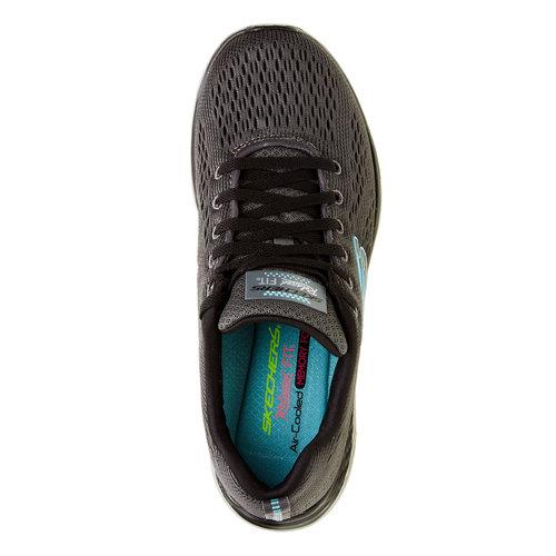 Sneakers sportive da donna skechers, grigio, 509-2706 - 19