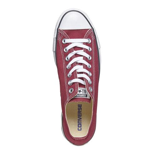 Sneakers da uomo converse, rosso, 889-5279 - 19