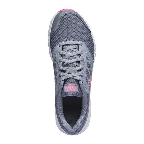 Sneakers sportive da donna nike, grigio, 509-2421 - 19