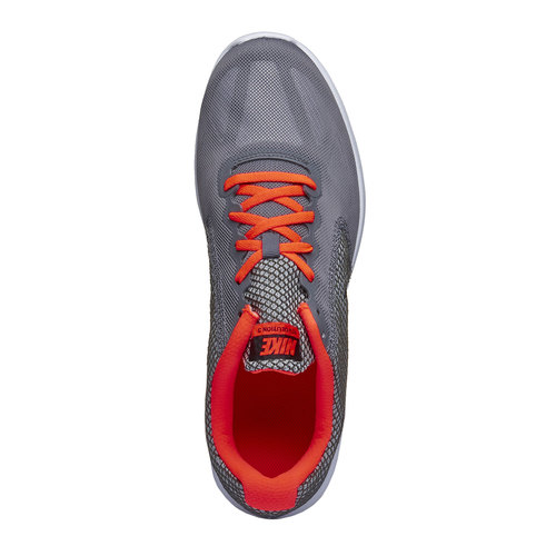 Scarpe sportive da uomo nike, grigio, 809-6322 - 19