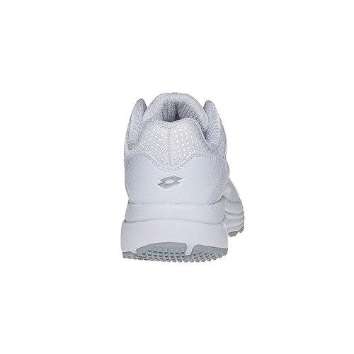 Sneakers bianche sportive da donna lotto, bianco, 501-1156 - 17