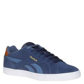 Sneakers in pelle da uomo reebok, blu, 803-9170 - 13
