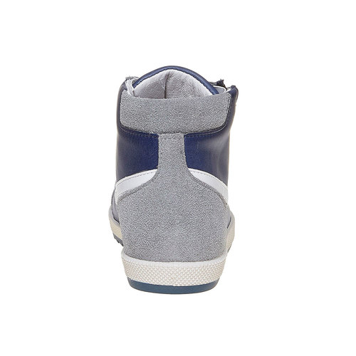 Sneakers da bambino flexible, blu, grigio, 311-2233 - 17