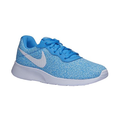 Sneakers da donna in stile sportivo nike, blu, 509-9357 - 13