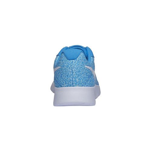Sneakers da donna in stile sportivo nike, blu, 509-9357 - 17