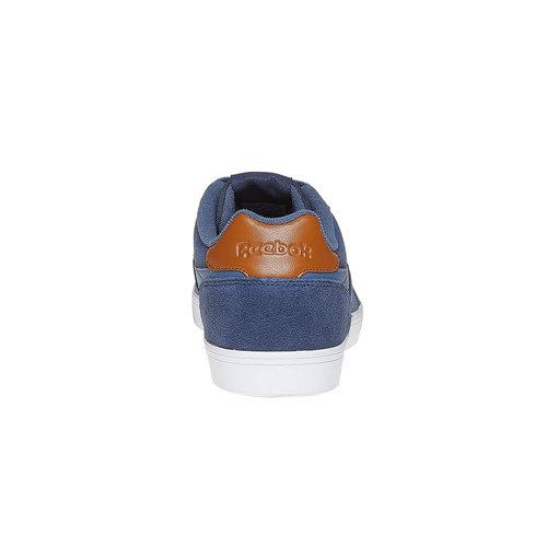 Sneakers in pelle da uomo reebok, blu, 803-9170 - 17