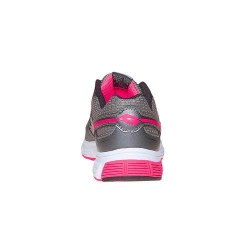 Sneakers sportive da donna lotto, grigio, 509-2370 - 17