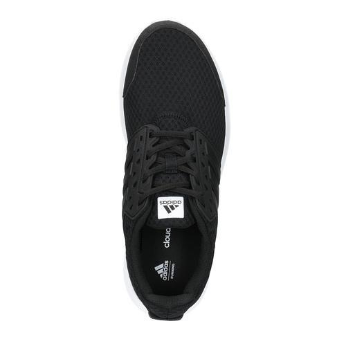Sneakers da uomo adidas, nero, 809-2180 - 19
