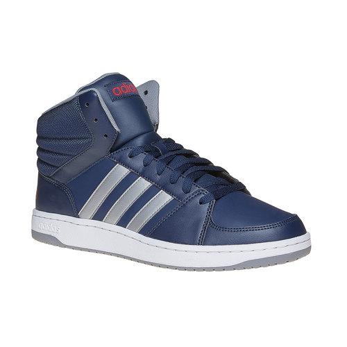 Sneakers da uomo alla caviglia adidas, blu, 801-9240 - 13