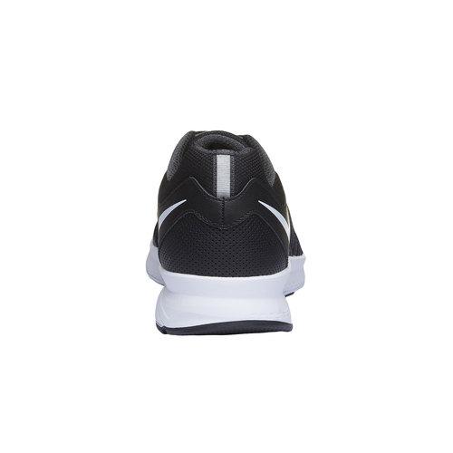 Sneakers eleganti da uomo nike, nero, 809-6323 - 17