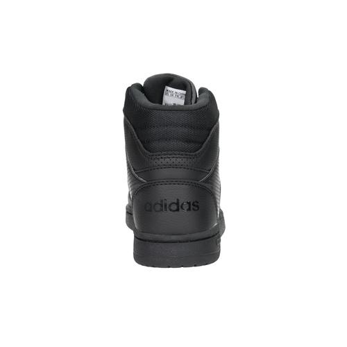 Sneakers da donna alla caviglia adidas, nero, 501-6741 - 17