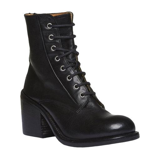 Stivaletti donna bata, nero, 794-6615 - 13