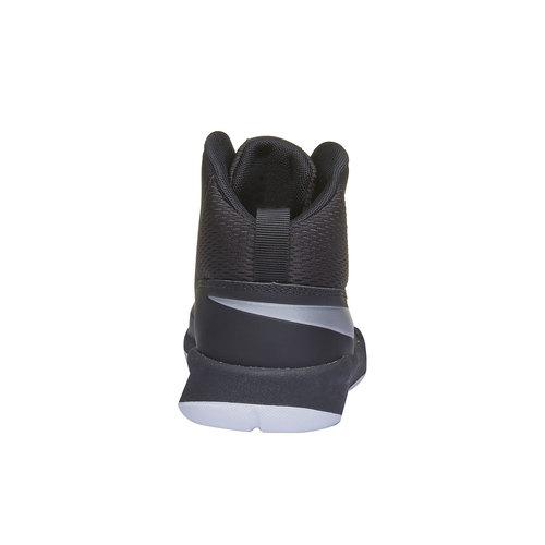 Sneakers da bambino alla caviglia nike, nero, 401-6236 - 17