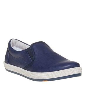 Scarpe da bambino in stile slip-on flexible, viola, 311-9240 - 13