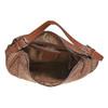 Borsetta da donna in pelle da portare sulla spalla bata, marrone, 964-3249 - 15