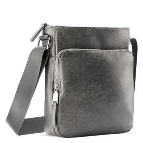 Borsetta a tracolla bata, grigio, 961-2783 - 13