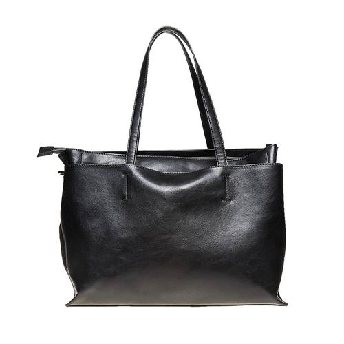 Borsetta con cinghia rimovibile bata, nero, 961-6738 - 26