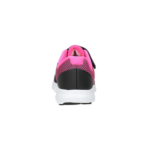Sneaker sportive da ragazza nike, nero, 309-6322 - 17