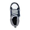 Sneakers da bambino alla caviglia adidas, bianco, 101-1231 - 19