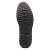 Scarpe di pelle alla caviglia da uomo bata, marrone, 894-4522 - 17