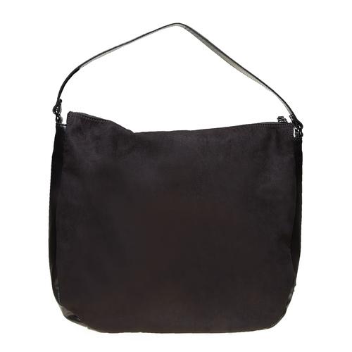 Borsetta nera da donna bata, nero, 969-6460 - 26