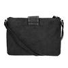 Piccola borsetta da portare sulla spalla bata, nero, 969-6458 - 26