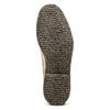 Scarpe basse casual di pelle bata, grigio, 823-2523 - 17