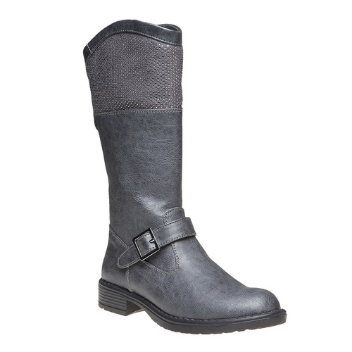 Calzatura bambina mini-b, grigio, 391-2305 - 13