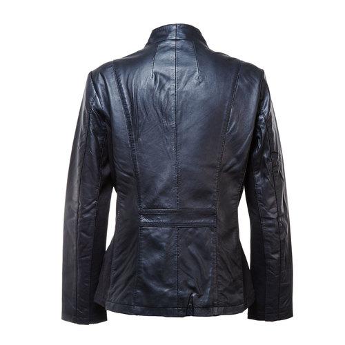Giacca da donna in pelle bata, nero, 974-6174 - 26